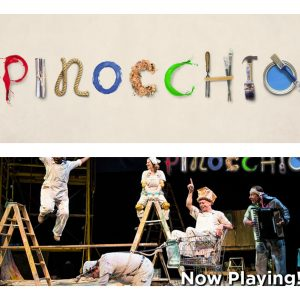 Pinocchio at the Children's Theatre Company in Minneapolis- Discounted Tickets and Giveaway! Playing Now Through August 14th!