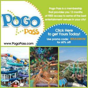 We are having so much fun with our POGO Passes! Do you have yours yet?
