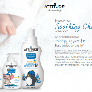 ATTITUDE Living Natural & Hypoallergenic Products for Baby, Kids, Bath, and Home Review