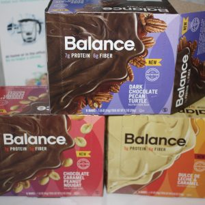 The New Balance Bars are the Smart choice for snacking! So you may now….#cravefreely + Giveaway!