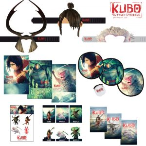 Kubo and the Two Strings Opens in Theaters This Friday ~ Prize Pack Giveaway #KuboMovie