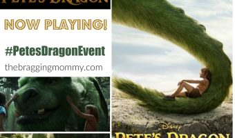 Disney PETE'S DRAGON Movie Review ~ Now Playing in Theaters! #PetesDragonEvent