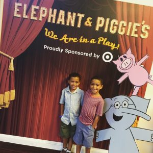 Elephant & Piggie We Are in a Play! Now Playing until October 23rd at The Children's Theatre Company in Minneapolis!