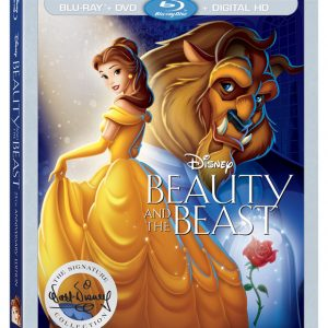 Beauty and the Beast 25th Anniversary Edition is now Available! #BeautyAndTheBeast