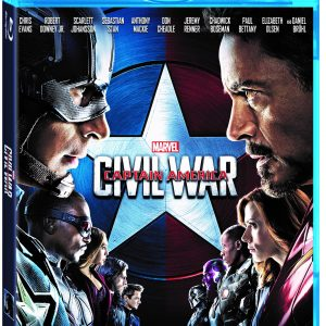 Captain America Civil War Now Available on Blu-ray, DVD & Digital HD! #CaptainAmericaCivilWar