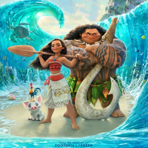 Watch the New Trailer for Disney's MOANA! + New Poster #Moana