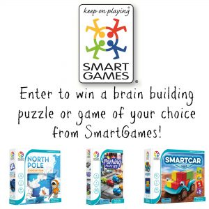 SmartGames Intriguing Puzzles and Games Review and Giveaway!