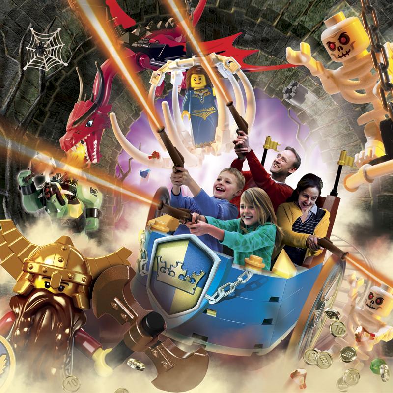 legoland az kingdom-quest-ride