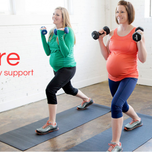 Stay Active with Maternity Workout Clothing from Mumberry