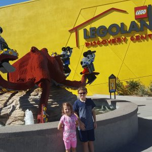 We Had So Much Fun at the LEGOLAND Discovery Center Arizona!