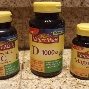 Keeping Mind and Body Balanced with Nature Made Vitamins & Supplements at Walmart #NatureMadeAtWalmart