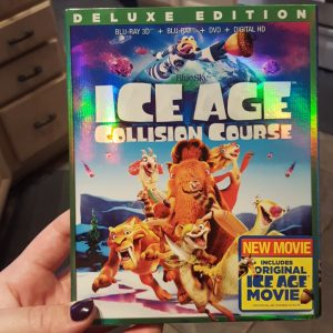 We Had a Super Fun #ScratInSpace Movie Party! + Ice Age #CollisionCourse Blu-ray Giveaway