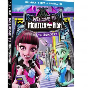 Welcome to Monster High Blu-ray Combo Pack Giveaway