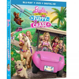 Barbie and Her Sisters In a Puppy Chase Available Oct. 18th + Blu-ray Giveaway (6 winners!)