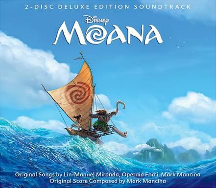 moana soundtrack