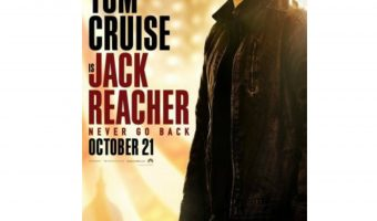 Jack Reacher: Never Go Back Film Review~ Now Playing In Theaters #JackReacherMovie