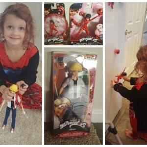 Every Girl Can #BeMiraculous! We Love Our New Miraculous Toys & Pajamas!
