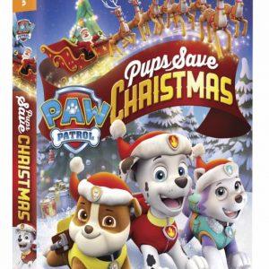 {Brag Worthy Christmas} Paw Patrol: Pups Save Christmas DVD Giveaway