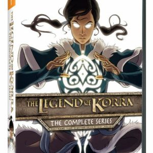 {Brag Worthy Christmas} Legend of Korra The Complete Series DVD Giveaway