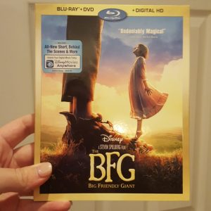 {Brag Worthy Christmas} Own Disney's THE BFG on Blu-ray & Digital HD Today! #TheBFG