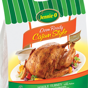 Thanksgiving Is Almost Here! Stressed? JENNIE-O Turkeys Are Oven Ready From Frozen! #easierthanpie