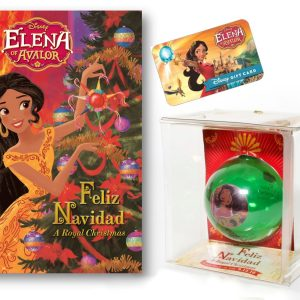 {Brag Worthy Christmas} Elena of Avalor Feliz Navidad Prize Pack Giveaway ($50 Disney Store GC) #ElenaOfAvalor
