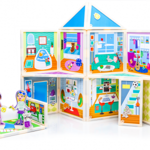 {Brag Worthy Christmas} Build and Imagine Playset~Review