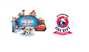 Disney On Ice in Arizona ~ Get Free Tickets At Toy Drive in Scottsdale on 12/3