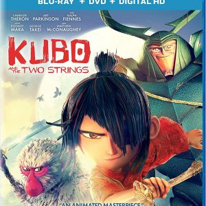 {Brag Worthy Christmas} Kubo and the Two Strings Blu-ray Giveaway (5 Winners!) #KuboMovie