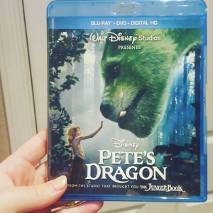 {Brag Worthy Christmas} Pete's Dragon is Now Available on Blu-ray, DVD & Digital HD! #PetesDragon