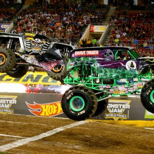 We Are Excited for MONSTER JAM in Phoenix AZ on Feb. 4th! #MonsterJam
