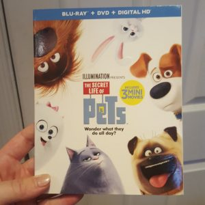 {Brag Worthy Christmas} The Secret Life of Pets Now Available on Blu-ray & Digital HD! #SecretLifeOfPets