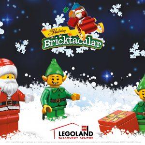 LEGOLAND Discovery Center Arizona Holiday Bricktacular + Free Admission with Toy Donation