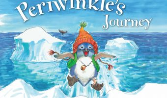 Periwinkle's Journey by Judy Petersen-Fleming fun new Book + Giveaway!