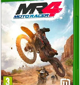 Moto Racer 4 Available on Xbox One & PS4 ~ Review and Xbox One Game Giveaway (2 Winners!)