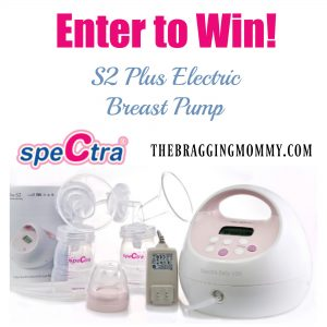 Spectra S2 Plus Electric Breast Pump Giveaway