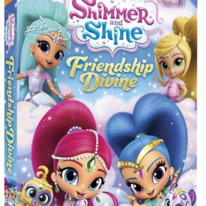 Shimmer and Shine Friendship Divine DVD Giveaway
