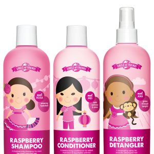 Salon Quality Hair Care for KIDS~Circle of Friends Review