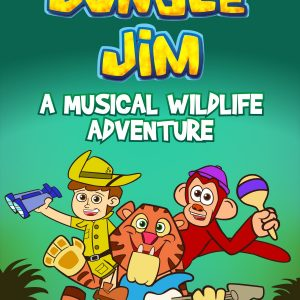Fun New Show on Amazon ~ Jungle Jim- A Musical Wildlife Adventure ~ is Perfect for Watching with Your Kids!