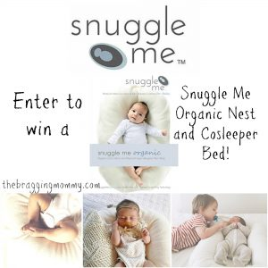 Snuggle Me Organic Nest and Cosleeper Bed Review, Discount, and Giveaway!