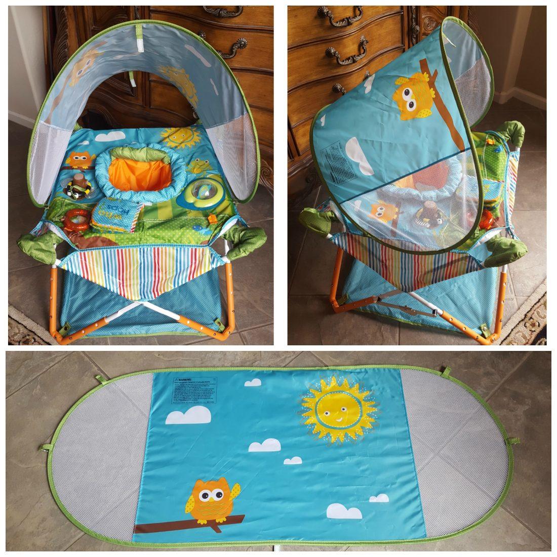 summer infant pop n sit instructions