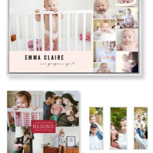 Personalize Your Walls with Mounted Wall Art By Shutterfly