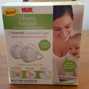 This Breastfeeding Mama Loves NUK Freemie Collection Cups #SimplyNaturalMoment