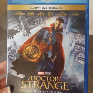 Marvel's Doctor Strange is Now Available on Blu-ray, DVD, & Digital HD! #DoctorStrange