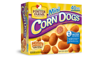 Celebrating the College Basketball Tournament with Foster Farms Mini Corn Dogs + Giveaway! #FFBracketBusters