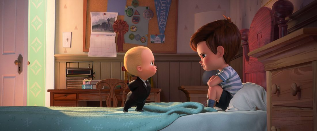 The Boss Baby Is Now Playing In Theaters My Review