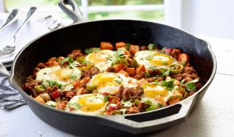 Build a Better Breakfast with Jennie-O Turkey!