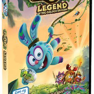 Kikoriki: Legend Of The Golden Dragon DVD Giveaway (2 winners!)