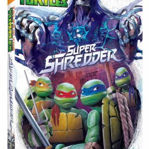 Tales of the Teenage Mutant Ninja Turtles Super Shredder DVD Giveaway