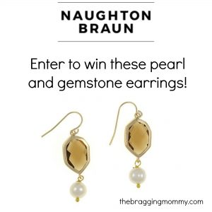Naughton Braun Pearl Jewelry Review, Discount, and Giveaway!